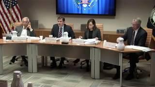 USSC Public Hearing: Proposed Amendments - Panel 1