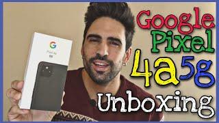 Video Google Pixel 4a 5G fYSMCjJxXiY