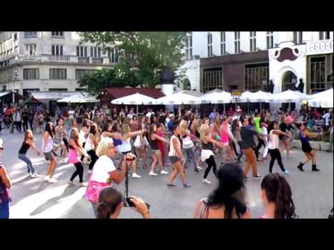 Birthday Flashmob   SURPRISE   Music By Beyonce - Smashpipe People