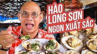 Food For Good #452: Vì sao Tào Tháo rượt te tua cũng phải xơi hàu làng bè Long Sơn bằng được ???