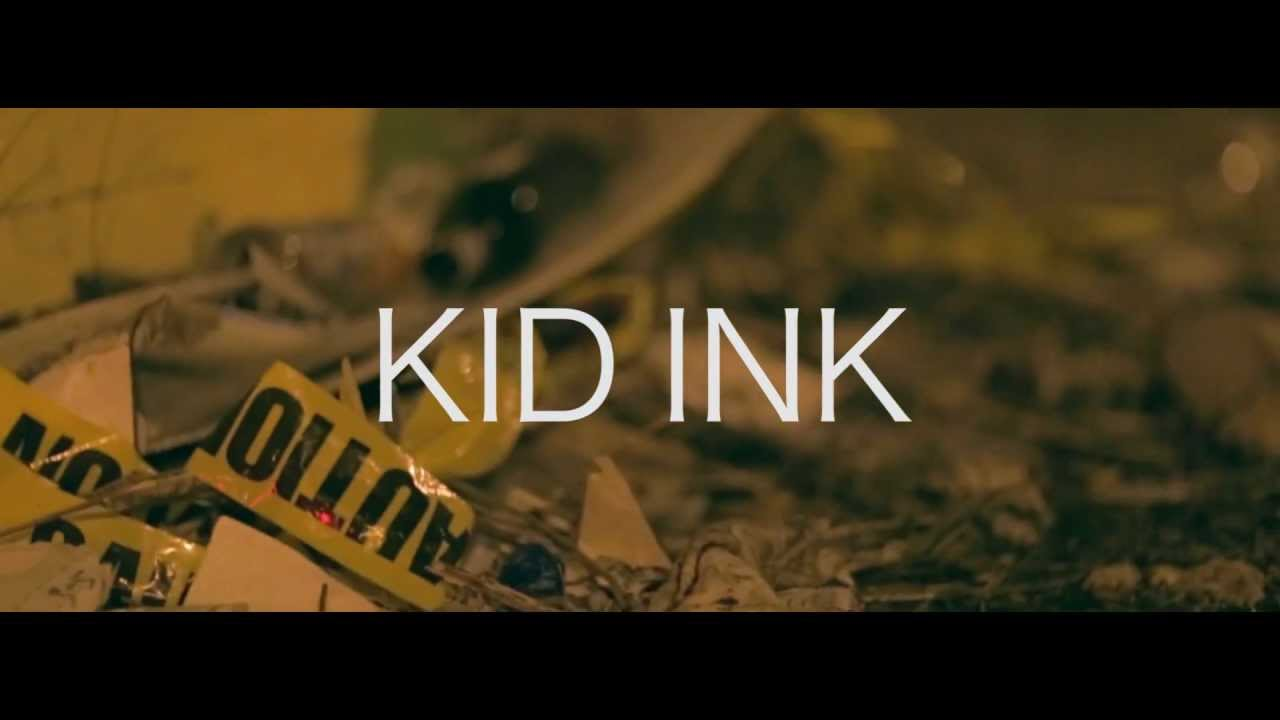 Pics For > Kid Ink Hell And Back