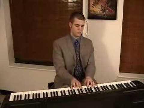 Cartoon Show Themes Medley on piano