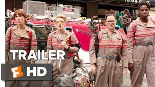 Ghostbusters Official Trailer #1 (2016) - Kristen Wiig, Melissa McCarthy Movie HD
