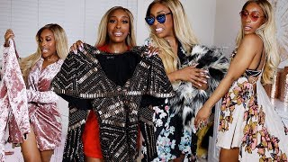Cleaning Out My CLOSET!   Jackie Aina