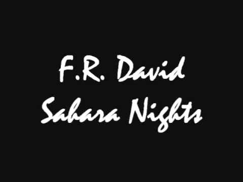 F.R. David - Sahara Nights