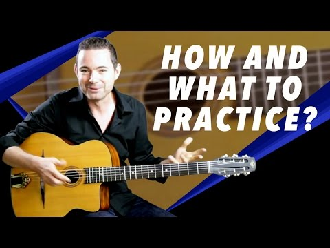 How & What To Practice? - Gypsy Jazz Guitar Secrets