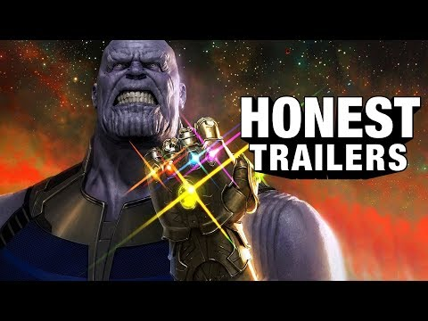Honest Trailers - Avengers: Infinity War