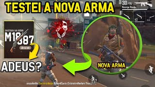 COMPROVADO! A NOVA THOMPSON É MELHOR QUE A DOZE E MP40!!!  SAIU O EVENTO DA BARBA DO NOEL! E MT MAIS