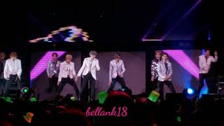 190423 ( Superhuman) NCT127 New Jersery Neo City Tour USA -The Origin