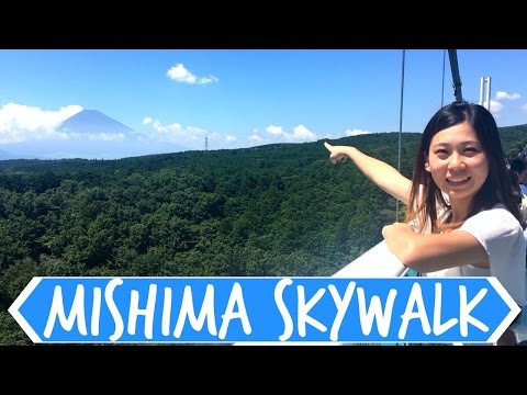 View Of Mount Fuji In Japan: Mishima Sky Walk Japan Travel Guide | 三島スカイウォーク・日本最長の吊り橋