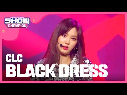 Show Champion EP.260 CLC - BLACK DRESS [씨엘씨 - 블랙드레스]