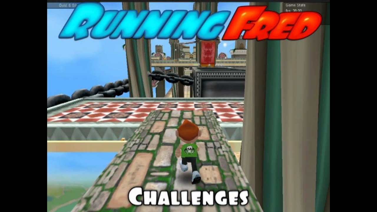 Play Running Fred on PC 1