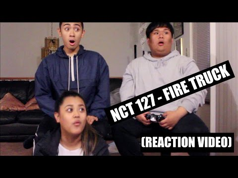 NCT 127 - Fire Truck (소방차)    Reaction Video