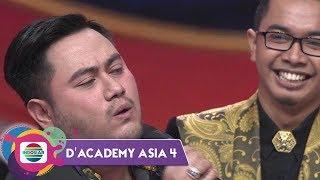 HAHA! Hebohnya Nassar Memberi Contoh Lagu ke Zam Ryzam | DA Asia 4