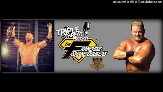 Shane Douglas On The NWA Still Being Dead, Stablemate Nick Aldis Winning NWA Title