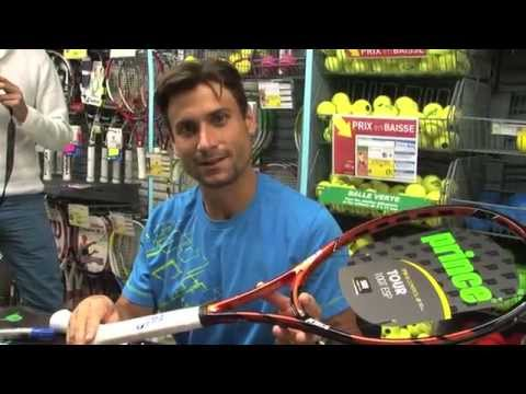 David Ferrer Signed Racquet
