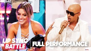 "Lele Pons's ""Gasolina"" vs. Prince Royce's ""Fireball"" 