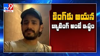 TV9 extra IPL with Akhil Akkineni- Full Interview..