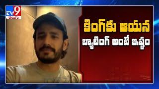 TV9 extra IPL with Akhil Akkineni..