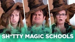 Magic Schools Sh*ttier Than Hogwarts