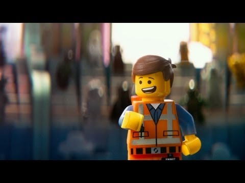 The Lego Movie'