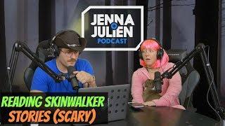 Podcast #206 - Reading Skinwalker Stories (Scary)