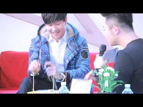 音悦大来宾 EP15  JJ Lin Talks About Jung Yong Hwa