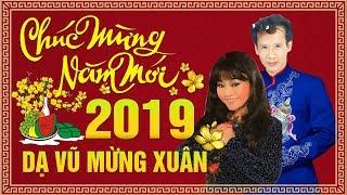 Dạ Vũ Mừng Xuân 2019 Kỷ Hợi - Tiếng hát Danh ca xưa TUẤN VŨ HƯƠNG LAN THANH TUYỀN GIAO LINH NGỌC LAN