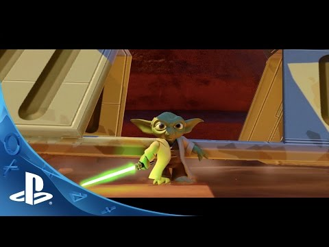 Disney Infinity 3.0 Edition Starter Pack Video Screenshot 1