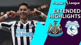 Newcastle v. Cardiff City | PREMIER LEAGUE EXTENDED HIGHLIGHTS | 1/19/19 | NBC Sports
