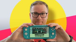 Nintendo Switch Lite hands-on: Who's it for?