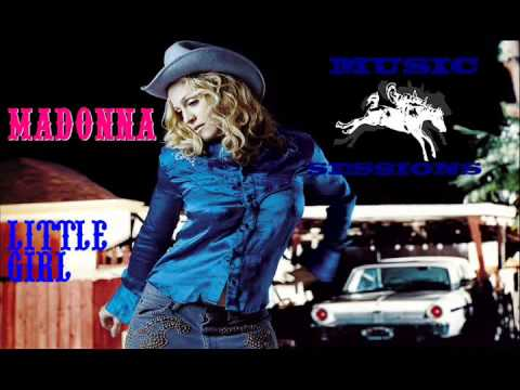 Madonna - Little Girl