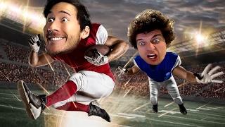 Markiplier Footballs the Super Bowl