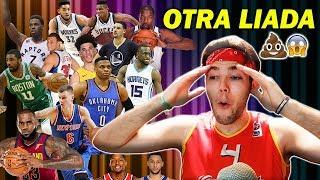 ESTAS SERÁN LAS 20 MEJORES ESTRELLAS DE LA NBA