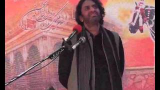 Allama Nasir Abbas biyan Shia Azadari yadgar majlis at Sargodha