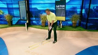 The Golf Fix: Tips on Swinging from a Sand Trap | Golf Channel