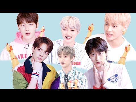 [Ep.4] 떴다! 더보이즈(Come On! THE BOYZ): THE BOYZ(더보이즈) _ Giddy Up