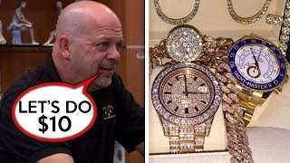 10 Times The Pawn Stars Scammed Customers...