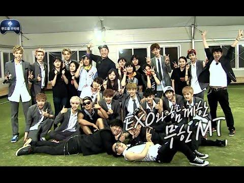 【TVPP】EXO - Big Surprise to Girls!, 엑소 - 소녀들의 눈 앞에 깜짝 등장한 엑소 @ Infinite Challenge