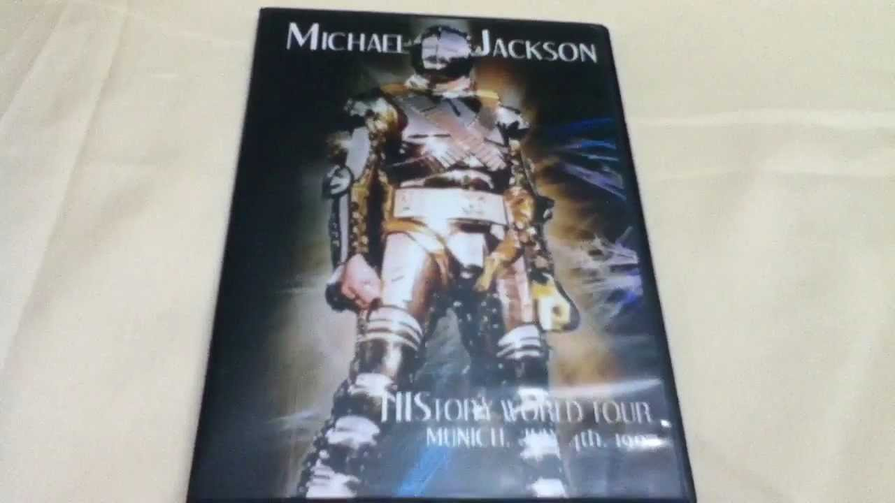 Michael jackson history world tour munich dvd : Jersey shore