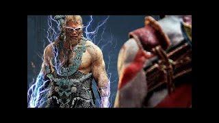 Кратос против сыновей Тора - Магни и Моди ► God of War (2018)
