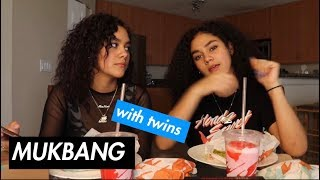 TACO BELL MUKBANG! FUTURE PLANS , RELATIONSHIPS,  SWEET 16 AND MORE