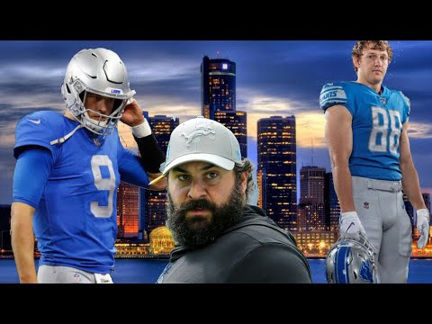 The Detroit Lions should be embarrassed