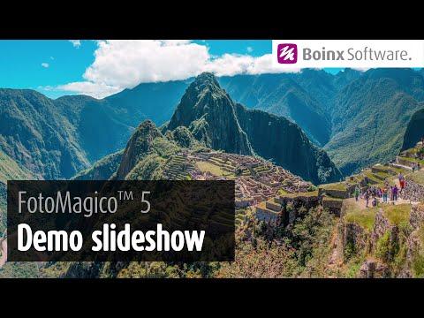 FotoMagico 5 - Demo Slideshow