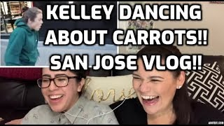 USWNT VLOG SAN JOSE | REACTION |