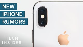 New iPhone Rumors — Everything We Know