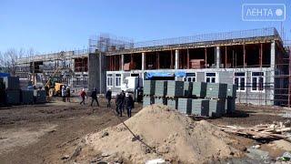 Строительство нового детского сада стартовало в июле 2020 года