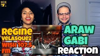 Regine Velasquez - Araw Gabi (Wish 107.5 FM Performance) Reaction