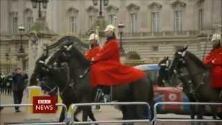 BBC News Channel Countdown (2014 - December) Filler - Video - 60 minute version!