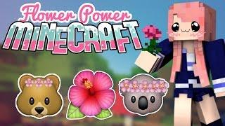 It's a Trap | Flower Power | Minecraft UHC